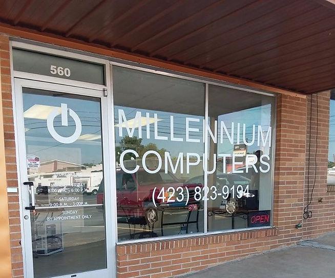 Millennium Computers, 560 Tusculum Blvd Greeneville TN 37745