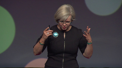 Keynote - Dr Fiona Kerr