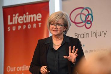 Brain Injury Awareness SA - Dr Fiona Kerr