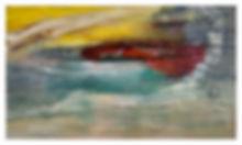 Cheryl Ruddock Side Splice painting