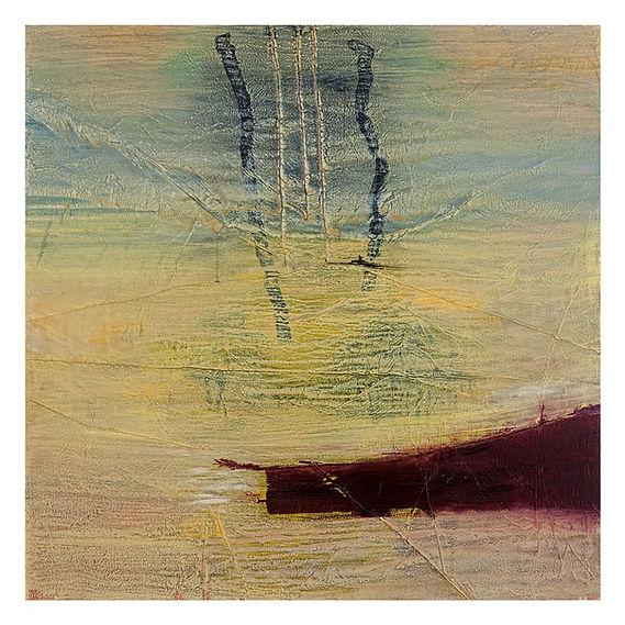 Cheryl Ruddock Storm Down painting