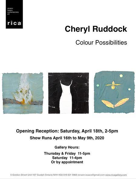 R.I.C.A. - Cheryl Ruddock - Colour Possi