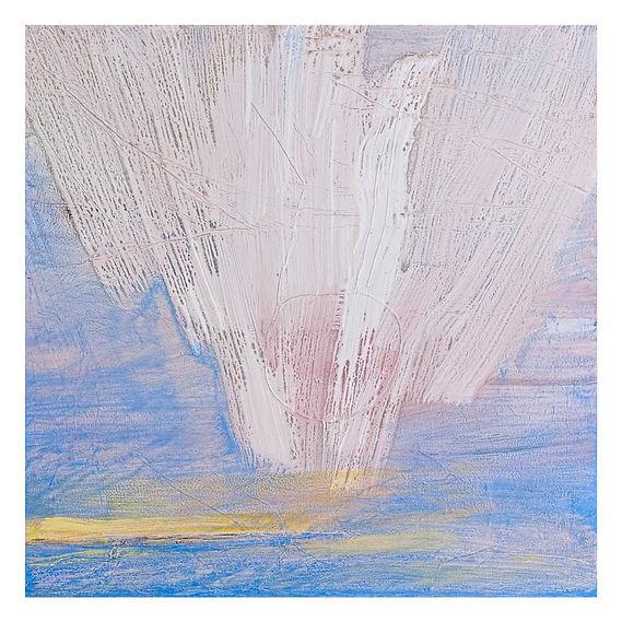 Cheryl Ruddock Storm Funnel painting