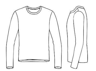 Roundneck Long Sleeve