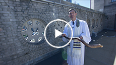 Shofar with play button.png