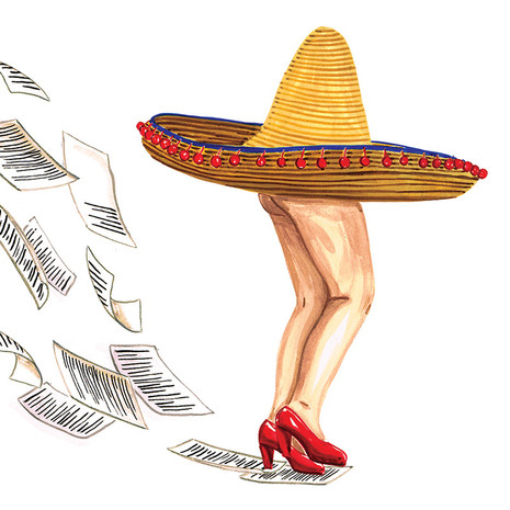 Sombrero dance