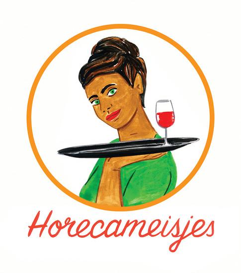 Logo Horecameisjes