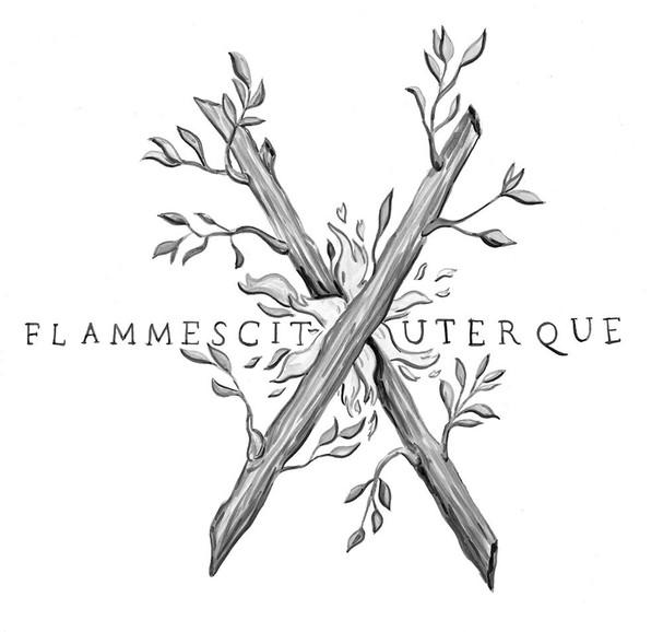 Flammescit Uterque
