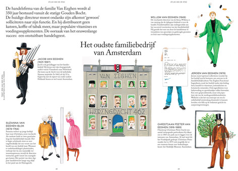 The oldest family business of Amsterdam