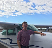 connor barrett aviation N852CP pilot tra