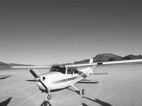 connor barrett aviation cessna 172 pilot