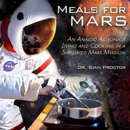 Meals For Mars Cookbook