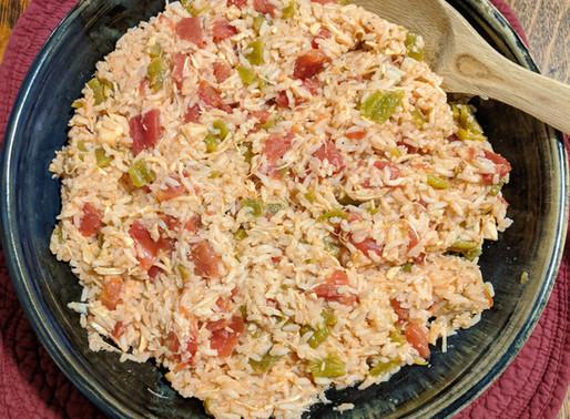 5-minute Spanish Rice
