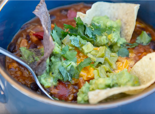 Recipe: Southwestern Chicken Chili Soup
