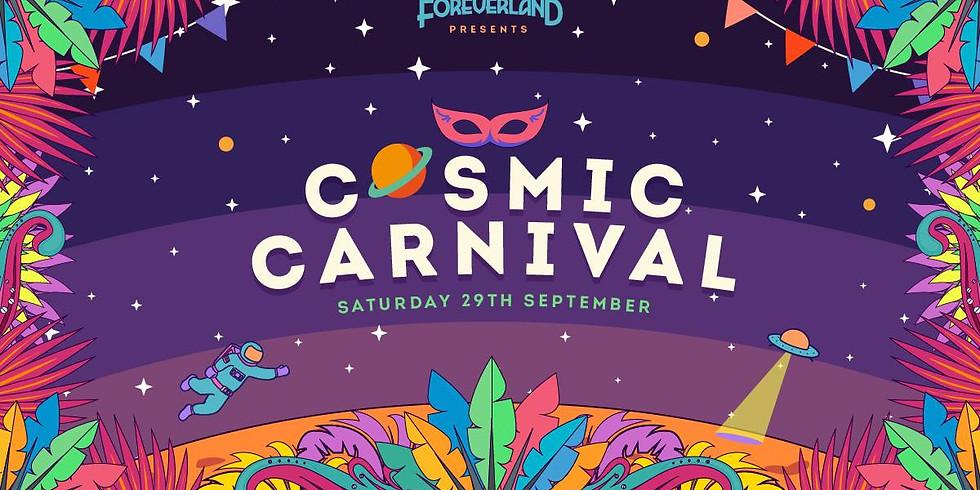 Foreverland - Cosmic Carnival Rave