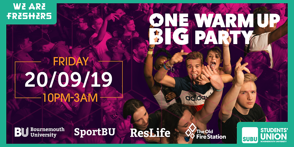 One Big Warm Up Party