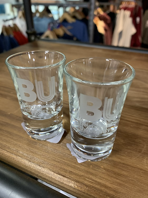 BU Branded Shot Glass