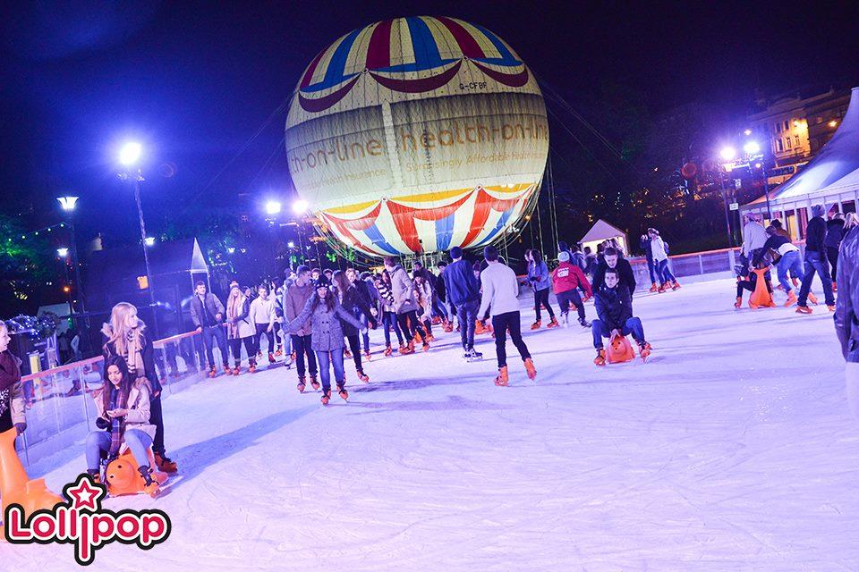 Lollipop on Ice