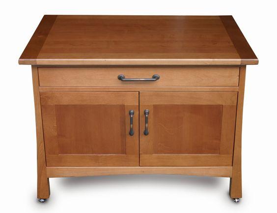 Martha's Alder Cabinet
