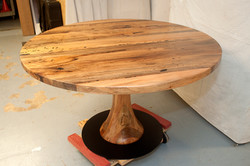 Uchi Dining Table - Round