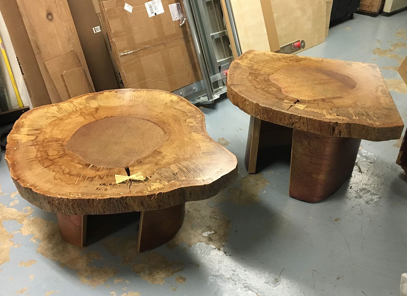 Matching Side and Coffee Tables