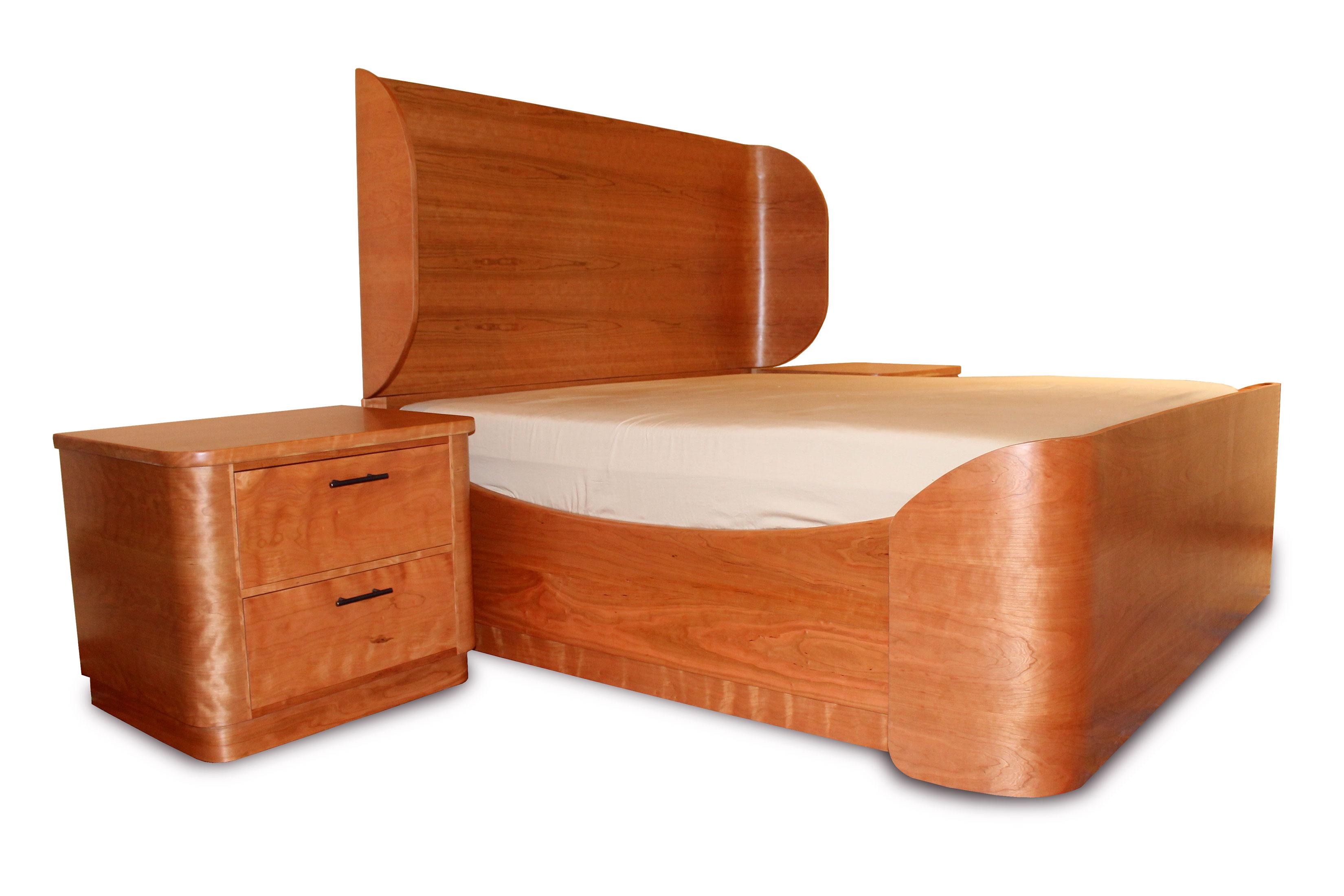 Curvy Bed 64