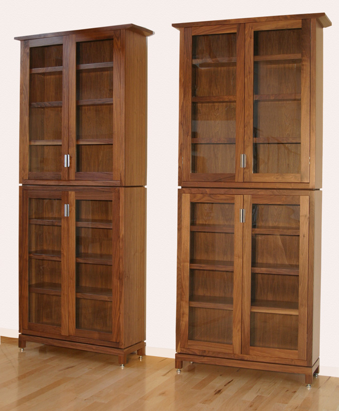 Nemec Display Cabinets