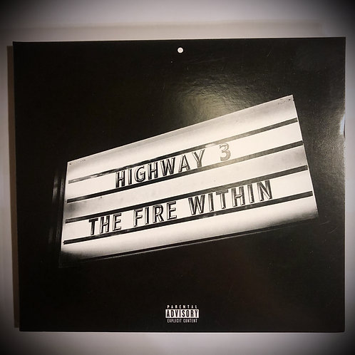 The Fire Within | Physical CD