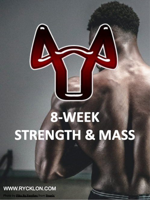 STRENGTH & MASS