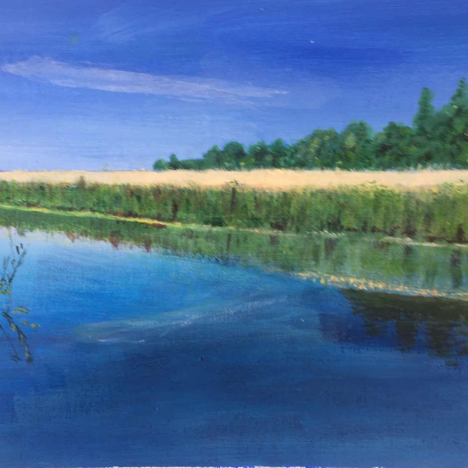 Briebraza River Poland/John Coates