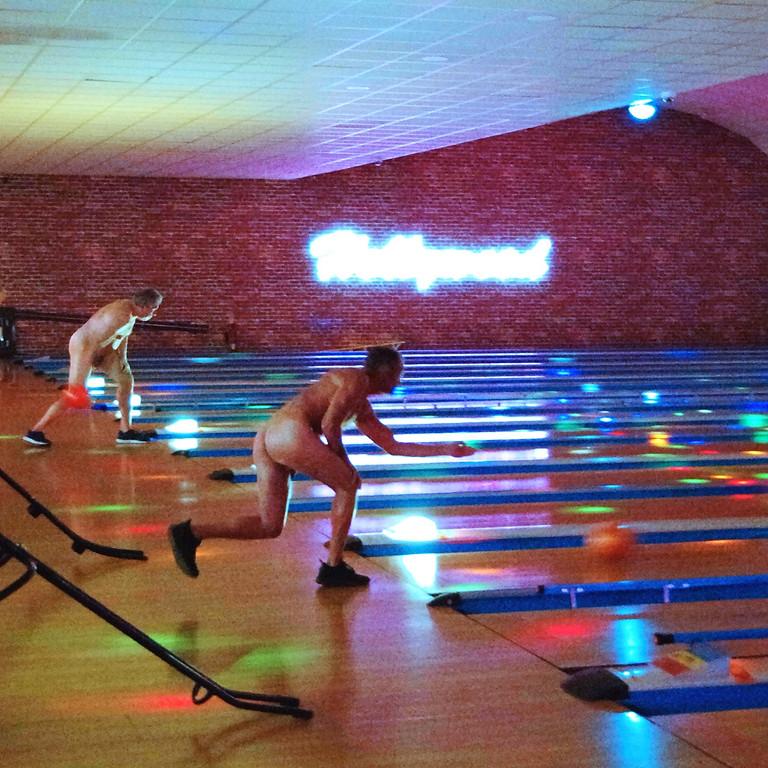 Tenpin bowling evening