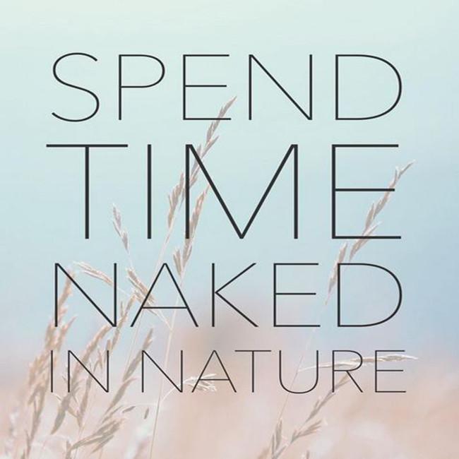 Summer Naked Qi Gong