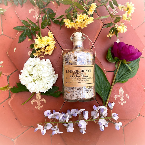 Floral Beauty Bath salt