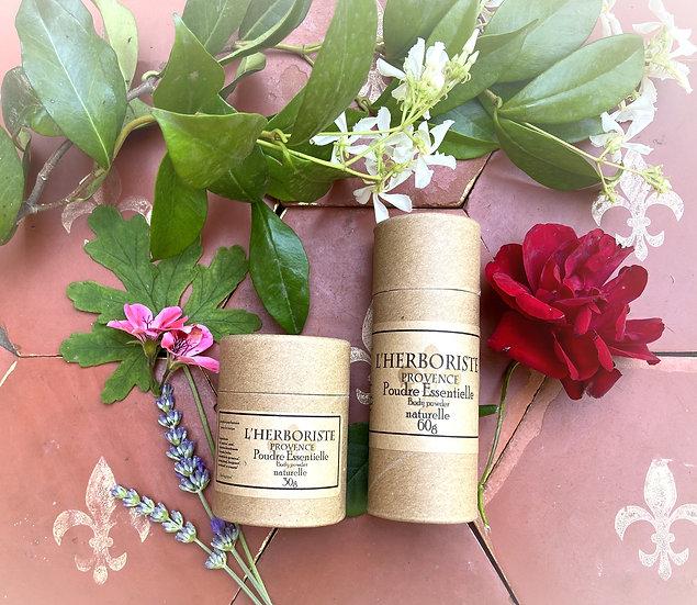 Poudre essentiel floral body powder 30g
