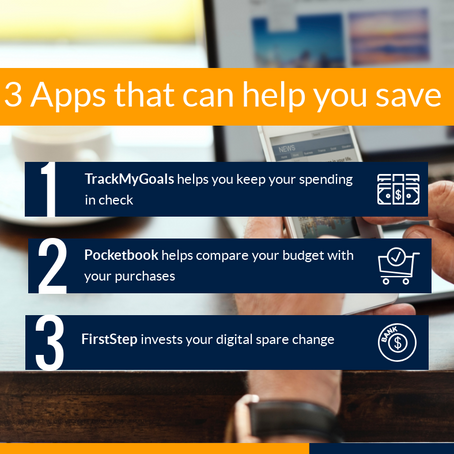 3 Apps That Can Help You Save
