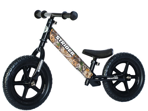 REELTREE STRIDER® Custom Balance Bike