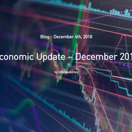 Economic Update – December 2018