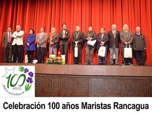 Premio exalumno destacado 100 años
