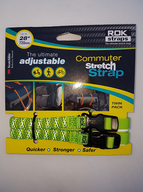 Rok Straps Verde 28mm de Ancho, 300mm a 720mm