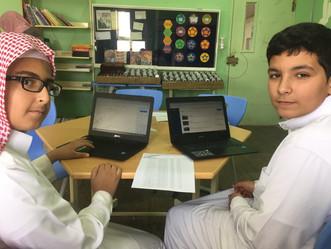 إنشاء فريق المدرسة الصحفي