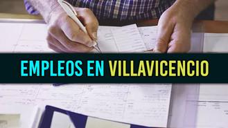 Empleo en Villavicencio