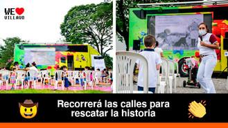 """Villavicencio tiene """"Bibliobús de la Memoria"""""""