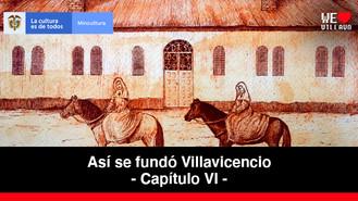 Llegada de la Comunidad de Monfort - Capítulo 6   Así se fundó Villavicencio