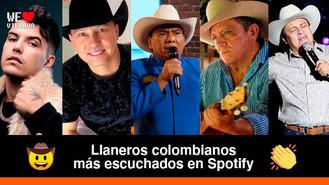 Los tres más escuchados en Spotify son Dennis Carrillo, Giovanny Ayala y Aries Vigoth