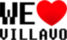 We love villavo logo Negro.png