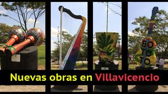 Villavicencio le sigue apostando al arte.