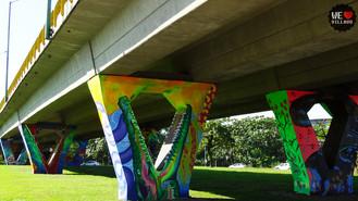 Mario Córdoba: Un artista entre puentes y verdes llanos.