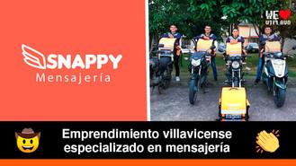 Snappy Mensajería, calidad en servicio, seguridad y puntualidad