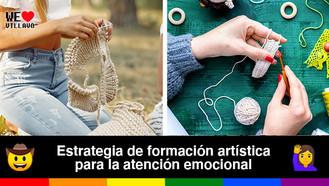 """Participa en los talleres """"tejiendo para sanar el alma''"""