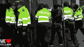 Policía Nacional quiere aprobar allanamientos sin autorización.